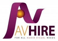 AV Hire - Logo