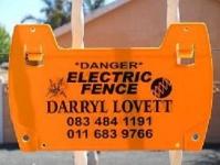 Electric Fencing Johannesburg - Logo