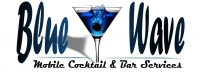 Blue Wave Mobile Bar - Logo