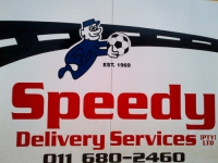 Speedy Delivery Services (Pty) Ltd - Logo