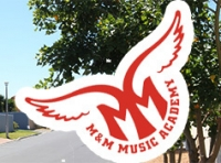 M&M Music Academy - Logo