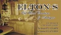 Eltons Old Wood Creations - Logo