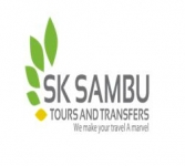 S K SAMBU TOURS AND TRANSFERS - Logo