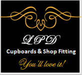 LPD Cupboards & Shop Fitting - Logo