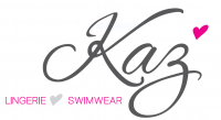 Kaz Lingerie & Swimwear - Logo