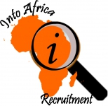 Into Africa Recruitment - Logo