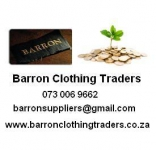 #1 Barron Clothing Traders - Logo