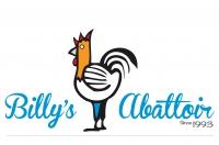Billy's Chicken Abattoir - Logo