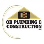 OB Plumbing & Construction CC - Logo
