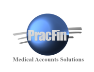 Pracfin Medical Accounts Solutions - Logo