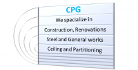 Ceiling and Partitioning Gauteng - Logo