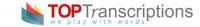A Top Transcription Service - Logo