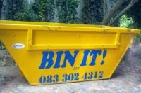 BIN IT! Skip Bin Hire - Logo