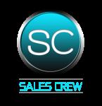 Sales Crew - Logo