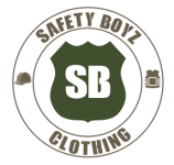 Safety Boyz | Combat Clothing, Shoes, Boots and Uniforms - Logo