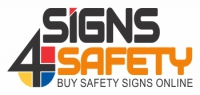 Signs4Safety - Symbolic Safety Signs Online ZA - Logo