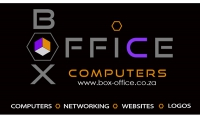 Box Office Computers - Logo