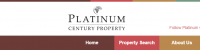 Platinum Century Property - Logo
