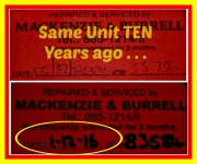 Mackenzie & Burrell - Logo