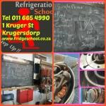 Refrigeration School - Logo