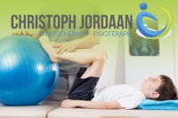 CJ Physiotherapy - Logo