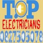 Top Electricians - Logo