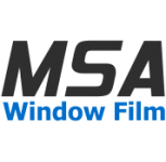 MSA Window Film - Logo