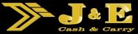 J & E Cash and Carry - Logo
