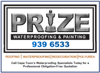 Prize Roofing cc - Logo