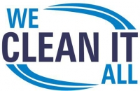 We Clean It All - Logo
