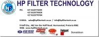 HP FILTER TECHNOLOGY - Logo