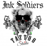 Ink Soldiers Tattoos and Body Piercings - Logo