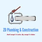 ZD Plumbing & Construction (Pty) Ltd - Logo