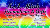 S.A MINK PROMOTIONS AND GIFTS - Logo