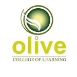 olive college of learning - Logo