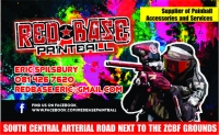 Redbase Paintball - Logo