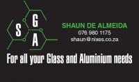 Shaun's Glazing & Aluminium - Logo
