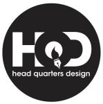 Head Quarters Design - Logo