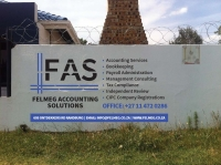 Felmeg Accounting Solutions - Logo