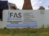Felmeg Accounting Solutions - Logo