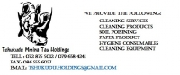 Tshukudu Cleaning Products  - Logo