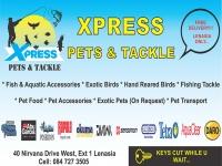 Xpress Pets & Tackle - Logo