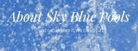 Sky Blue Pools - Logo
