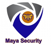 Maya Security - Logo