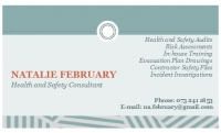 Health and Safety Consultant - Logo