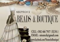 Nieutech`s Beads & Boutique - Logo