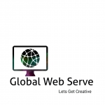 Global Web Serve - Logo