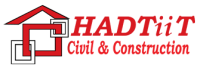 hadtiit civil and construction - Logo