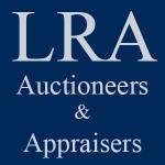 LRA Auctioneers & Appraisers - Logo