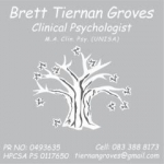 Clinical Psychologist in Cape Town - Logo